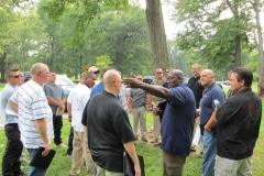 Executive Protection Training,  Outdoor event