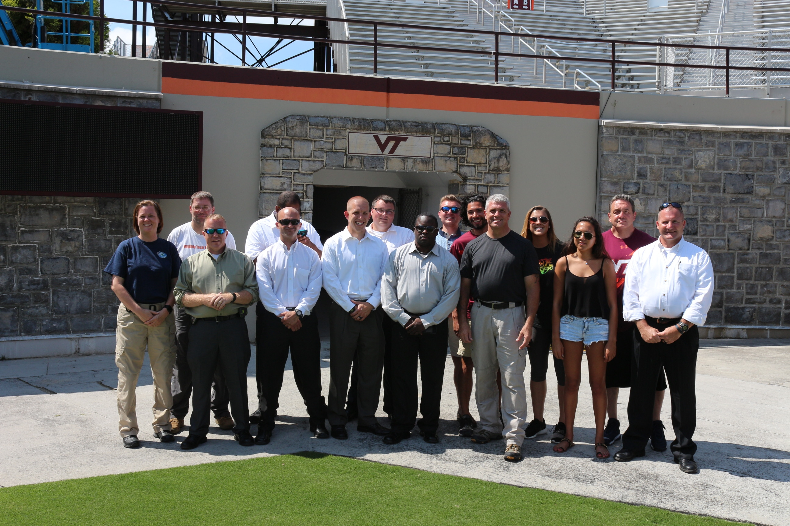 Virginia Tech Executive Protection Course