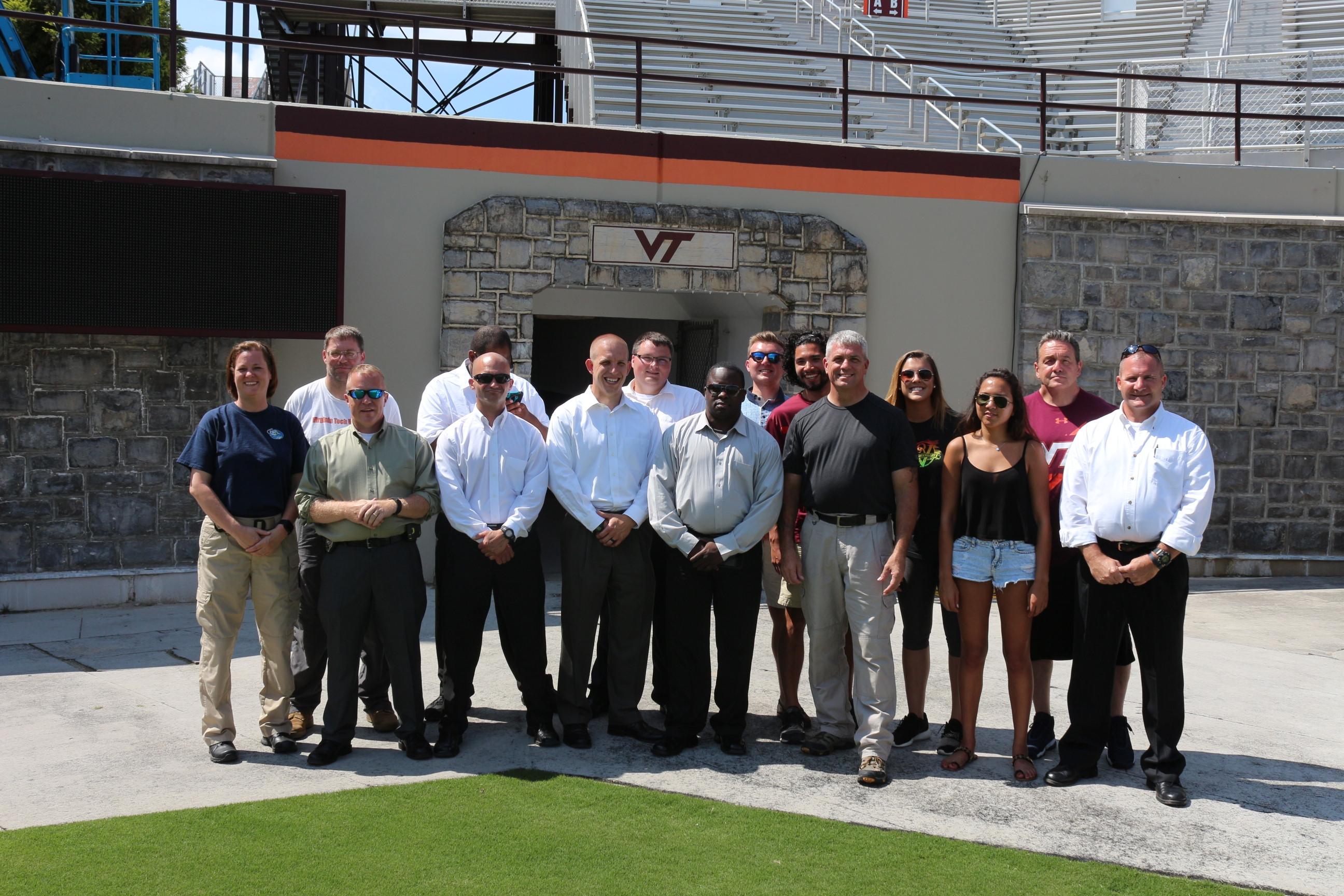 Virginia Tech Executive Protection Course