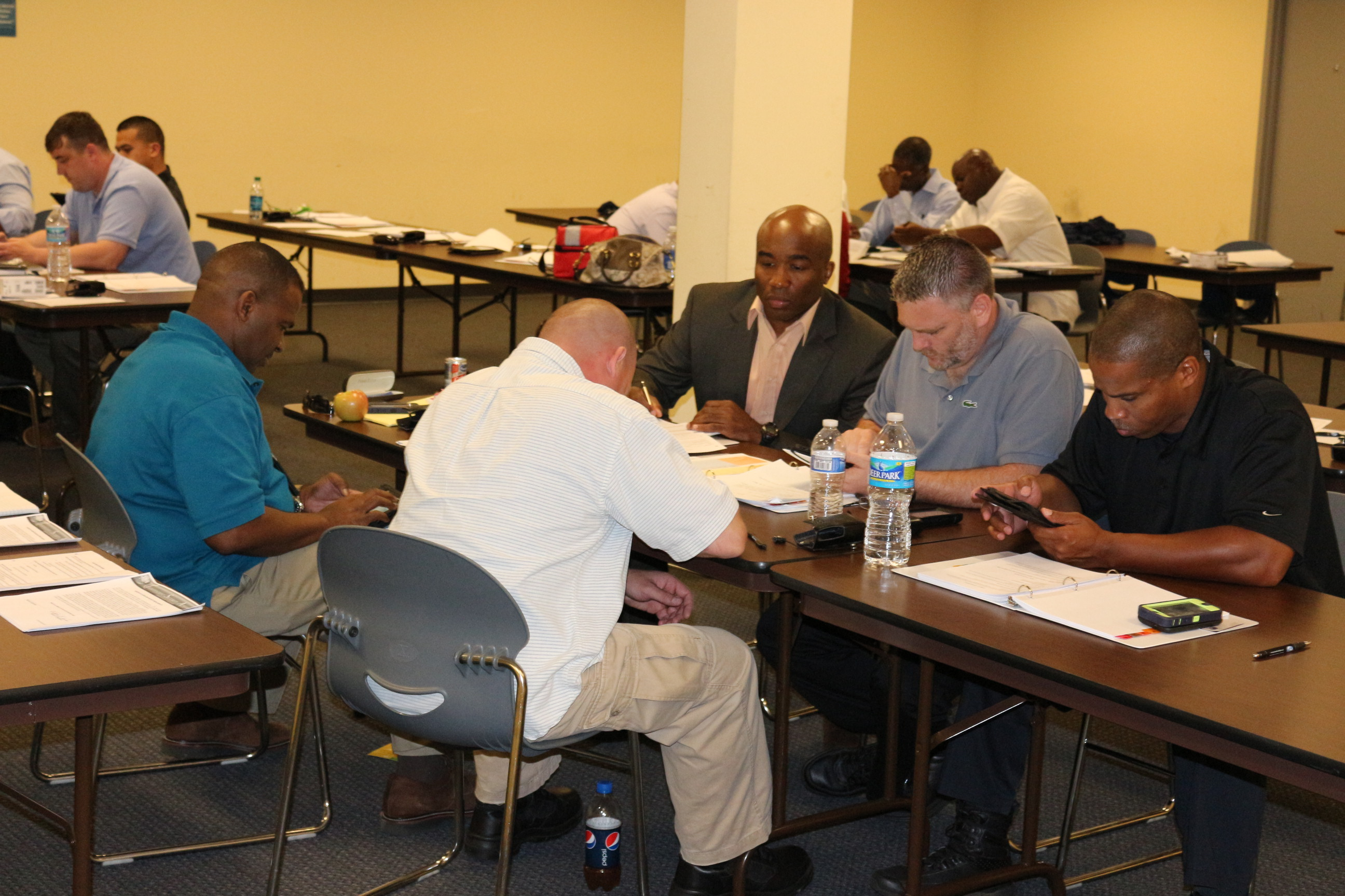 Executive Protection Training, Team Building.