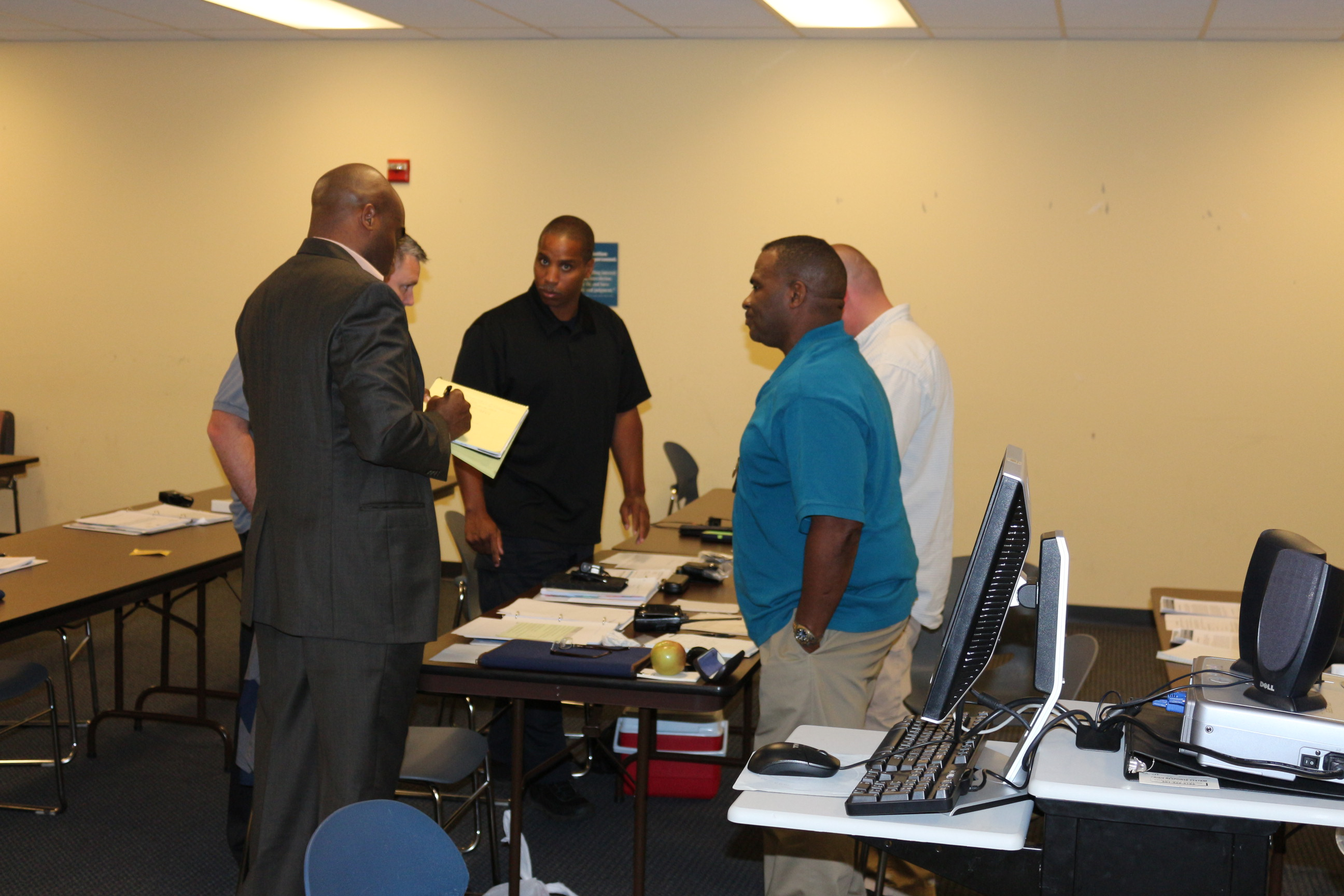 Executive Protection Training, Classroom Study and Exercises