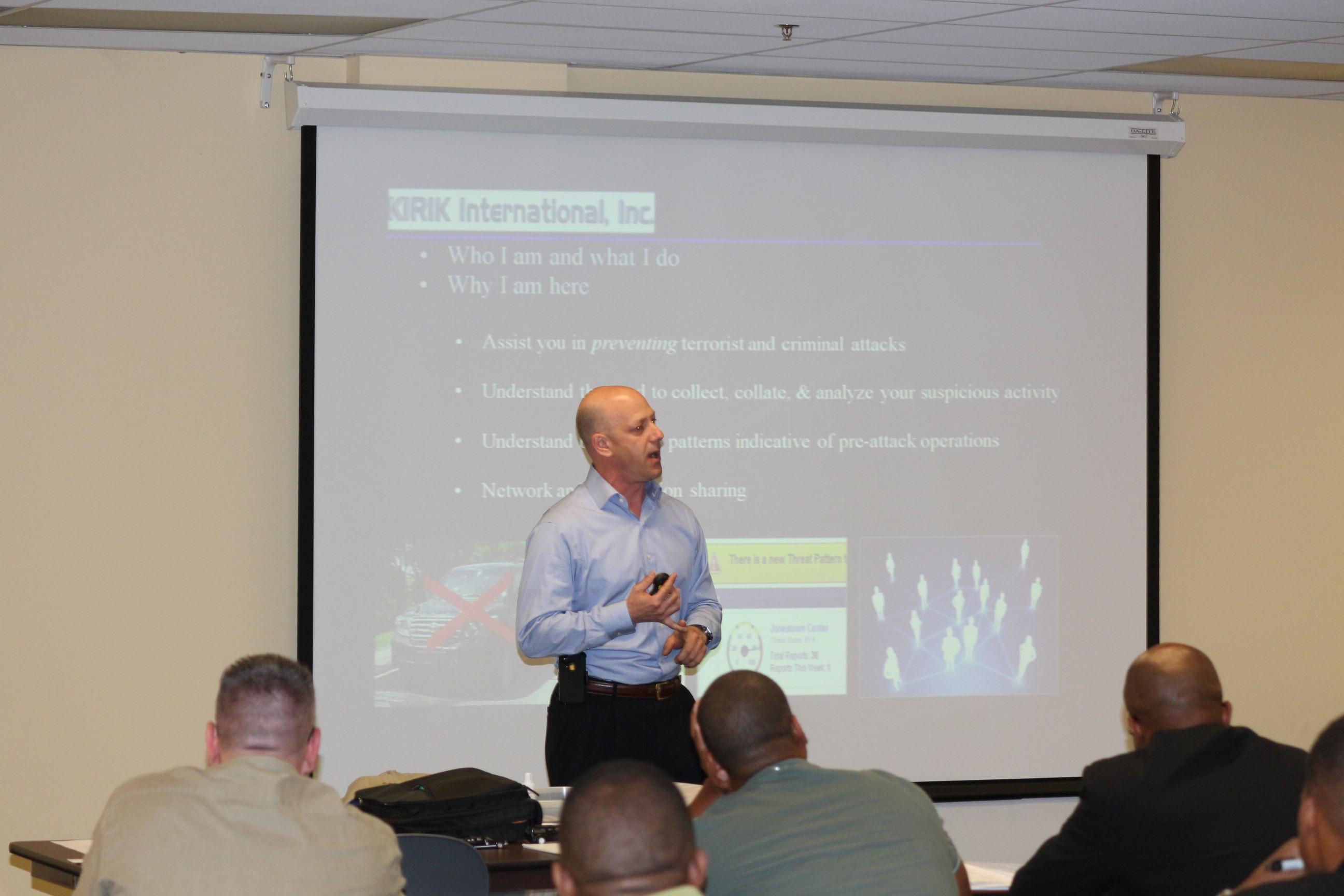Executive Protection Training,  subject matter experts, human surveillance