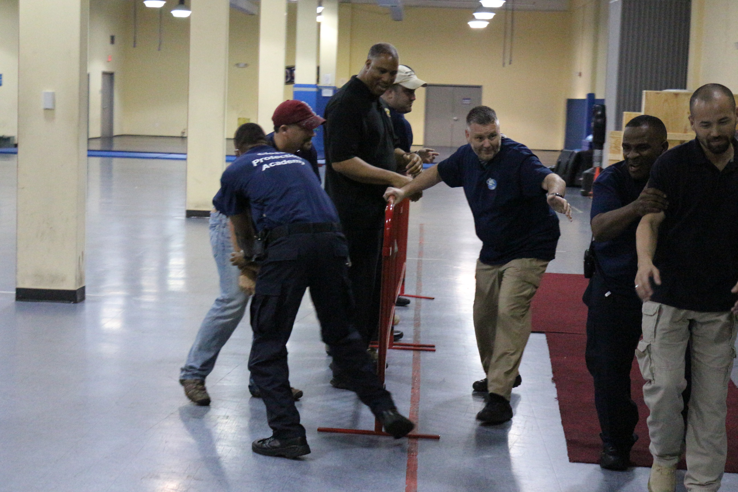 Executive Protection Training,  hands on exercise's
