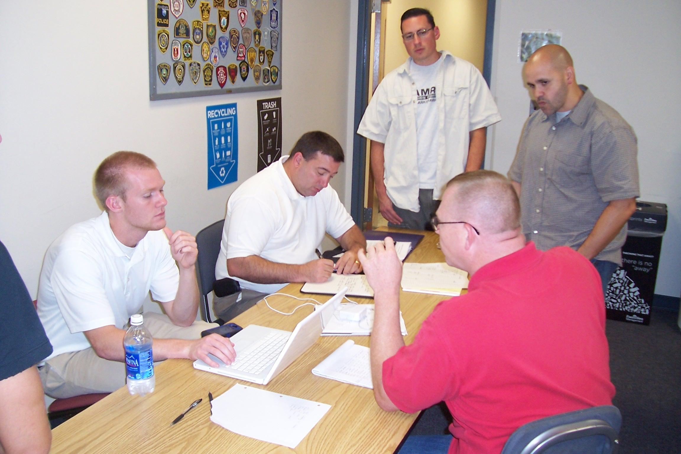 ISA Threat Assessment Team PE 2