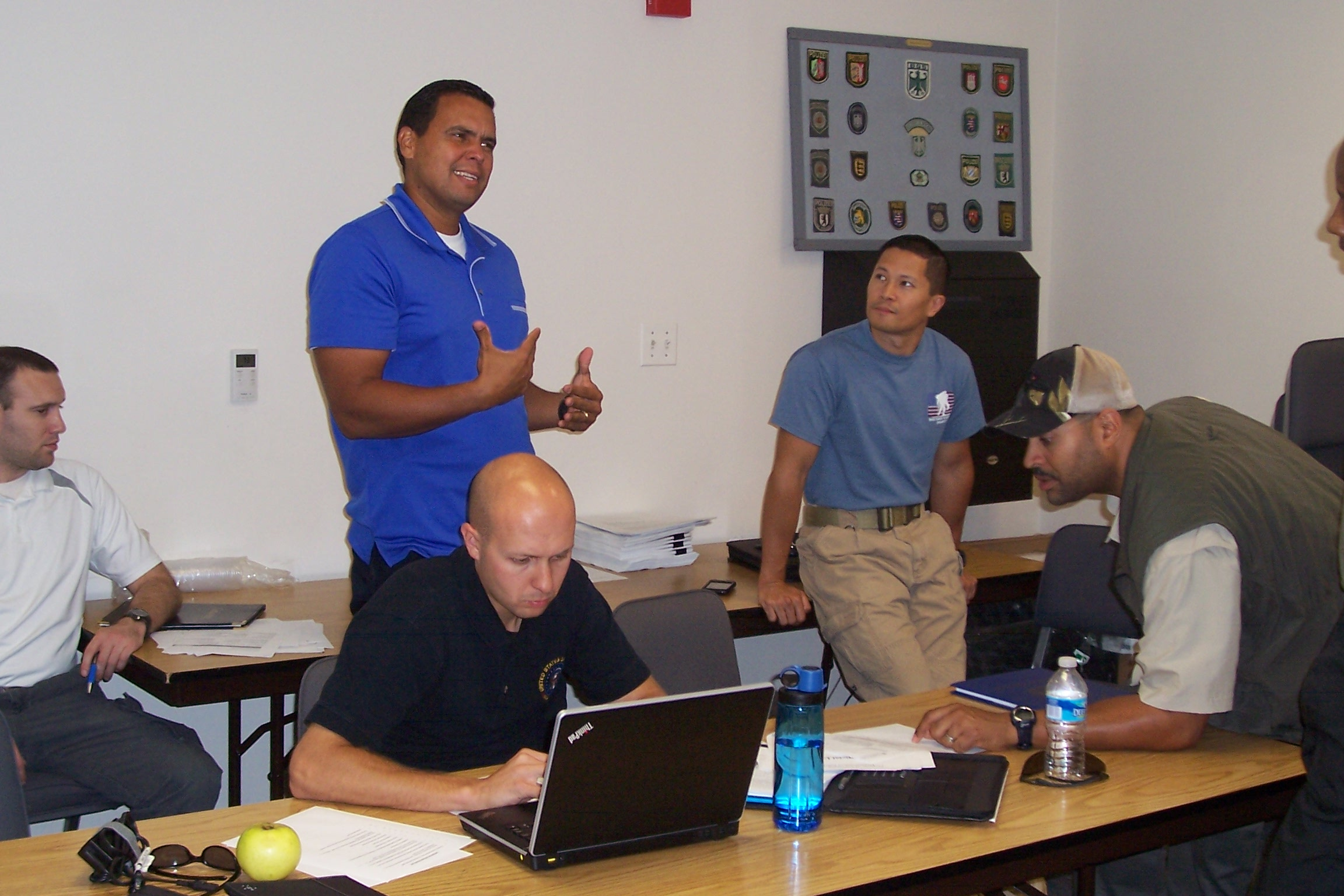 ISA Threat assessmemnt Team PE