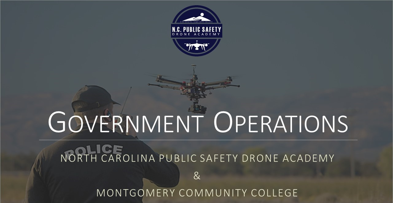 Drone Training: Keeping Our Word To Our Students
