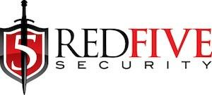 Red Five Security and the ISA Training Division.