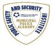 Prince George's Community College's Public Safety and Security Institute Partners with the ISA Training Division
